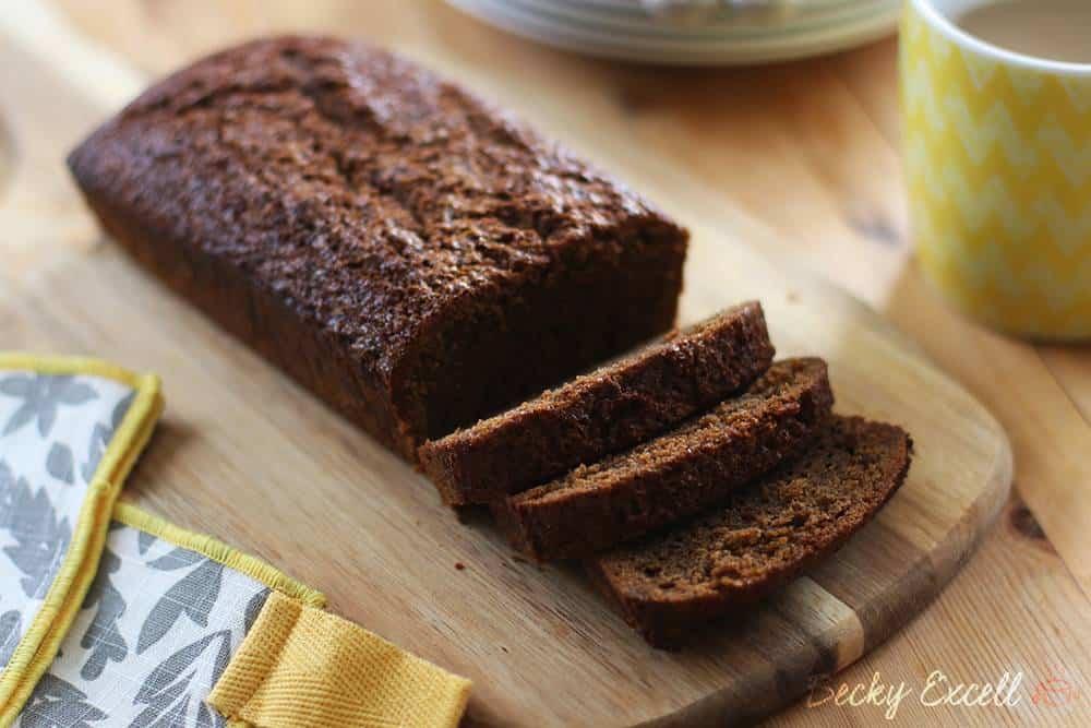 Ginger Cake With Lemon Icing Recipe Uk