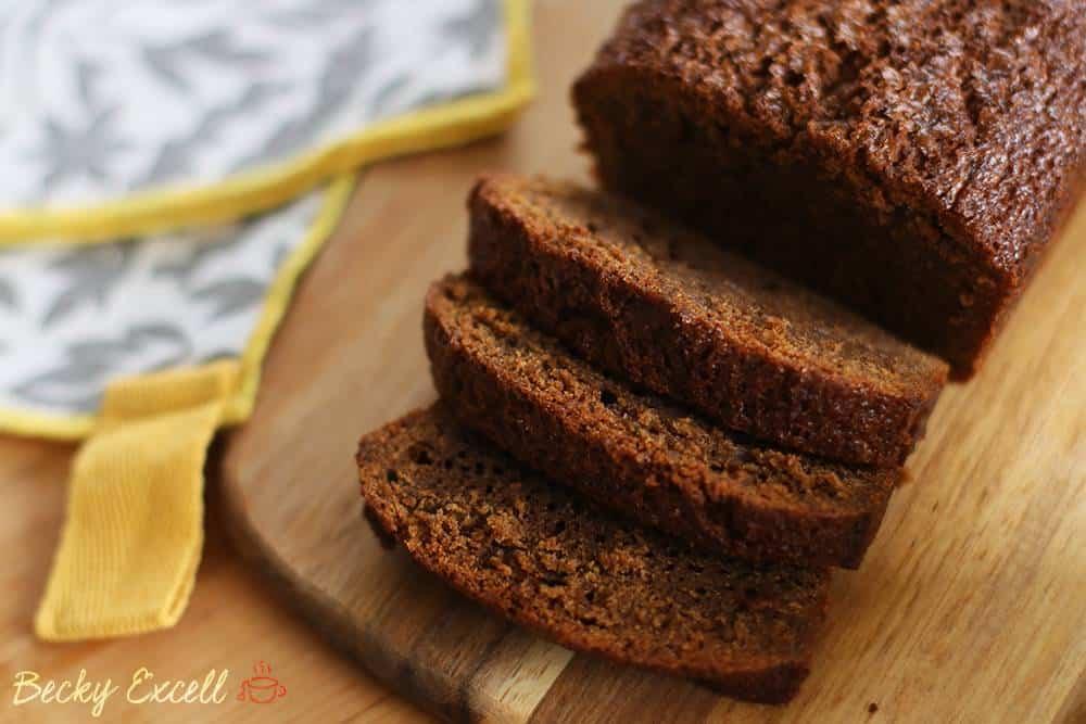 Gluten Free Jamaican Ginger Cake Recipe