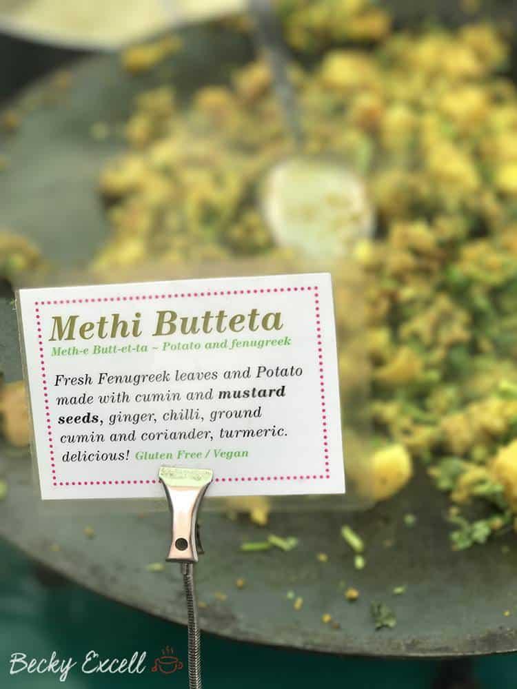 Gluten Free at Broadway Market - Gujarati Rasoi