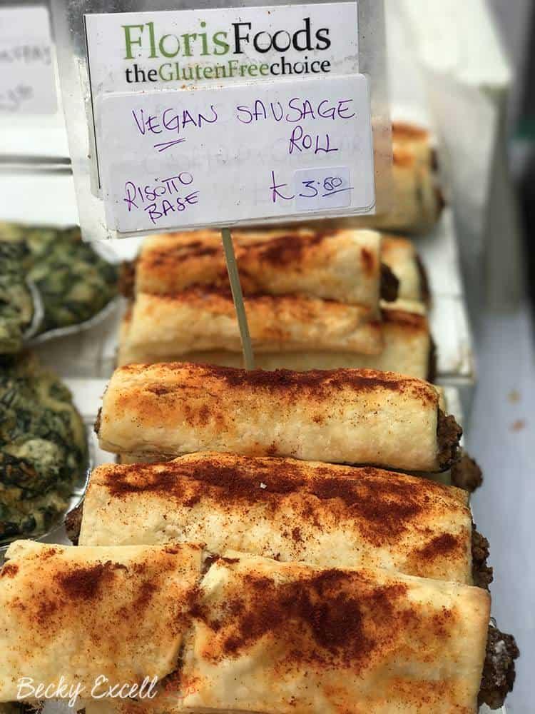 Broadway Market London Food