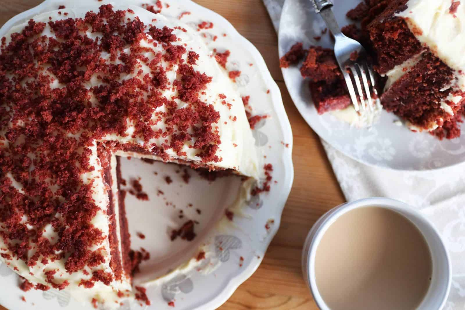 Dairy Free Red Velvet Cake Recipe Uk