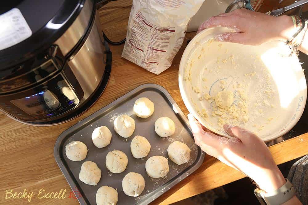 Gluten free chicken stew and dumplings recipe