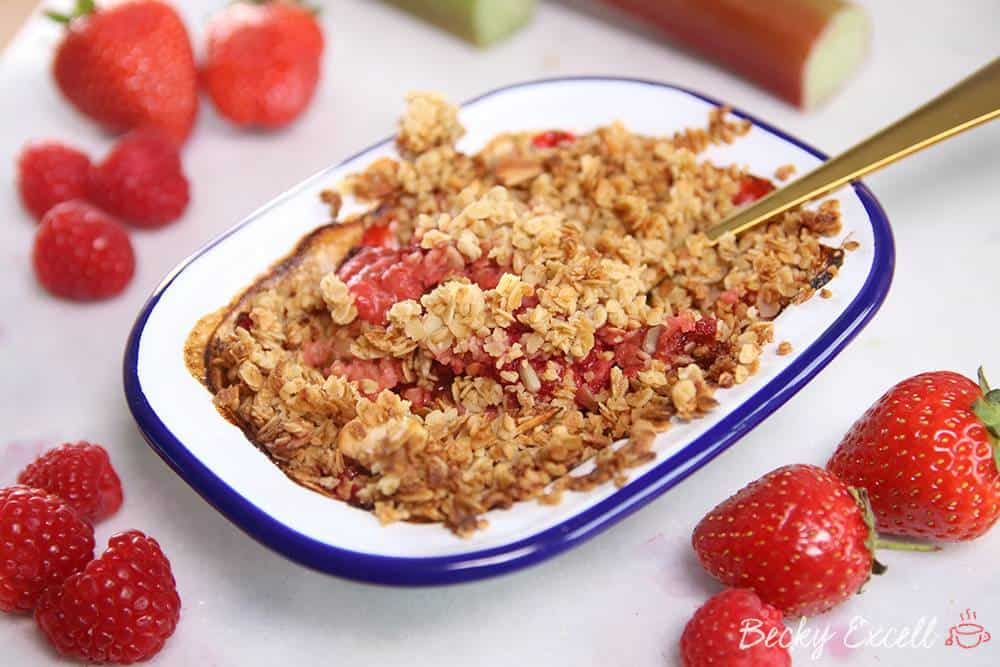 5 ways to use gluten free Nutribrex granola (dairy free)
