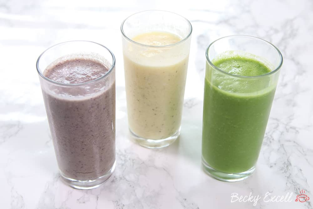 Juice smoothies recipes