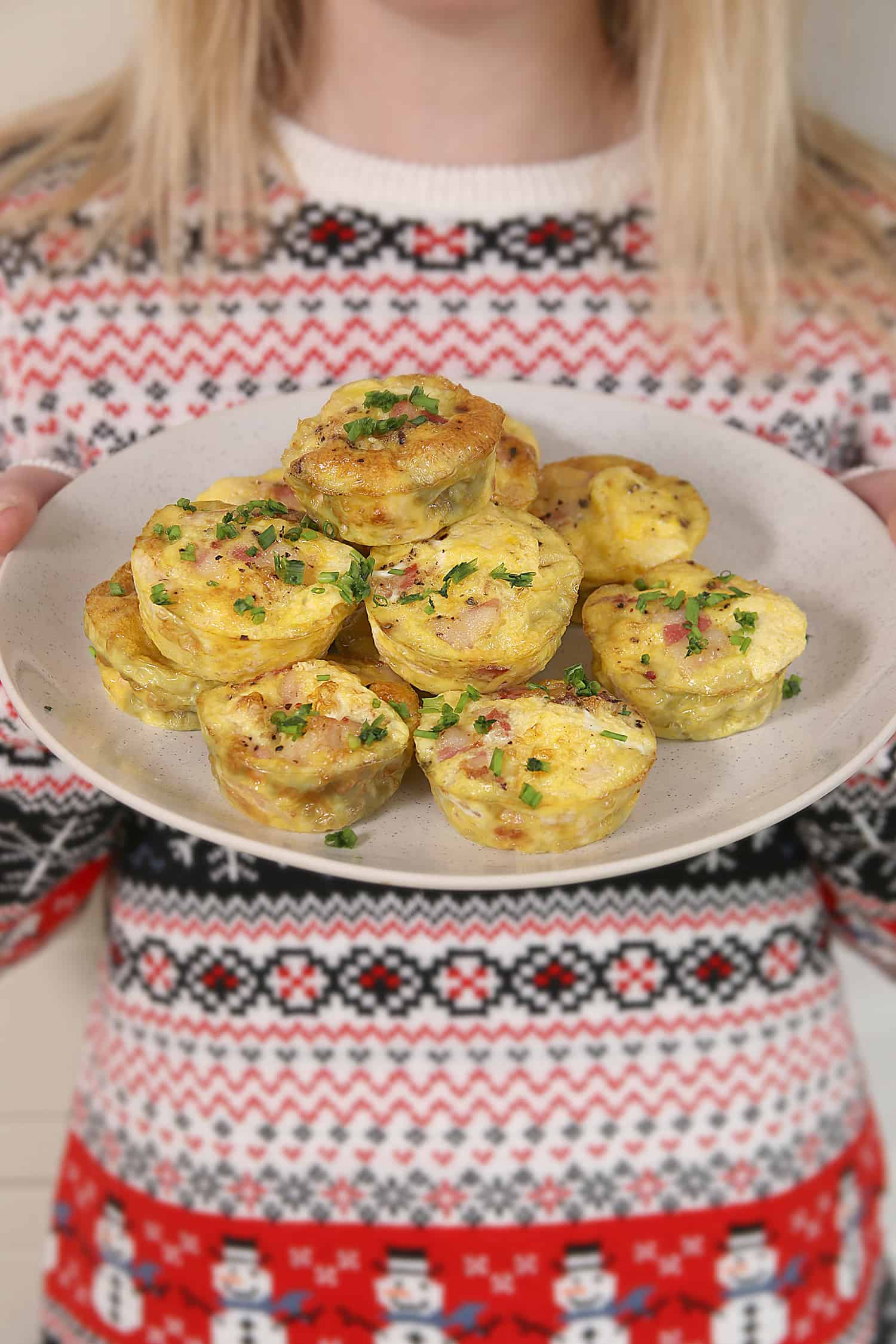My Leftover Turkey And Bacon Mini Frittatas Recipe Df Low Fodmap