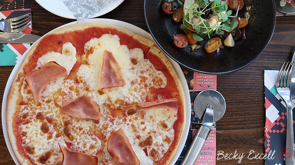 Gluten Free at Zizzi: Testing the non-gluten and non-dairy menu