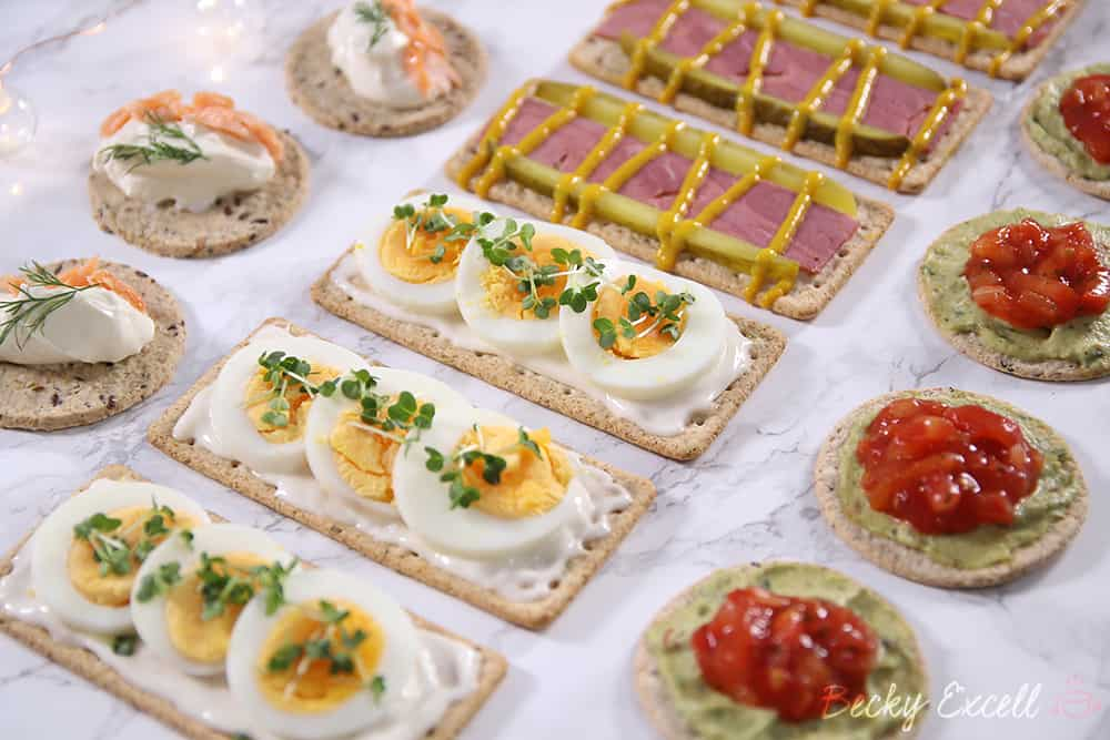 4 fancy yet simple gluten free canap ideas dairy free for How to make canape cases