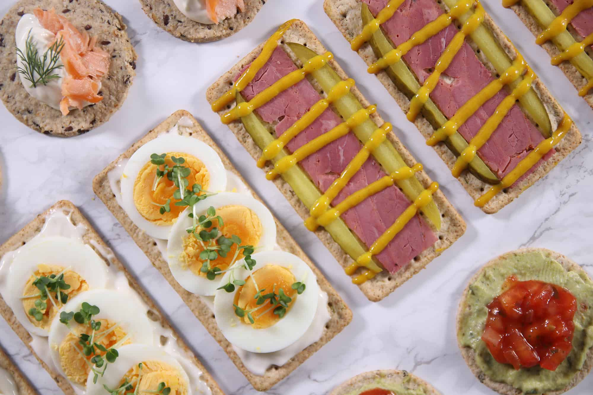 4 fancy yet simple gluten free canap ideas dairy free for Canape companies