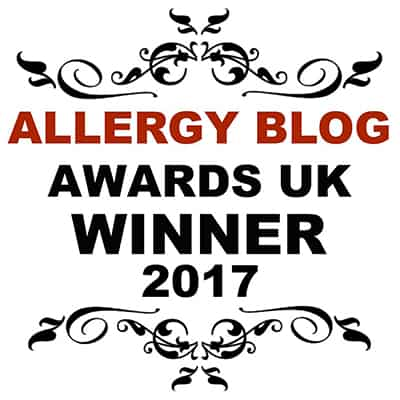 Winner of best Eating Out/Food Shopping blog 2017!