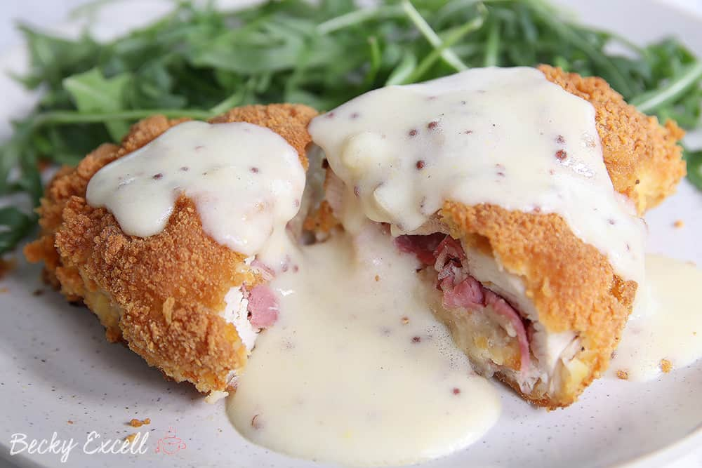 My 'Close To Home' Gluten Free Cordon Bleu Recipe