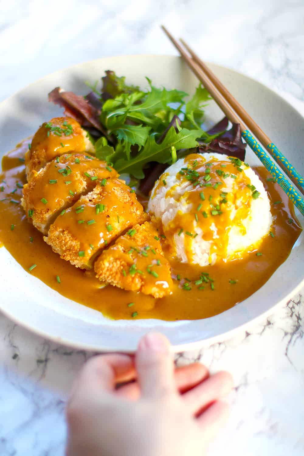 e4298f313ae My Gluten Free Katsu Curry Recipe (low FODMAP