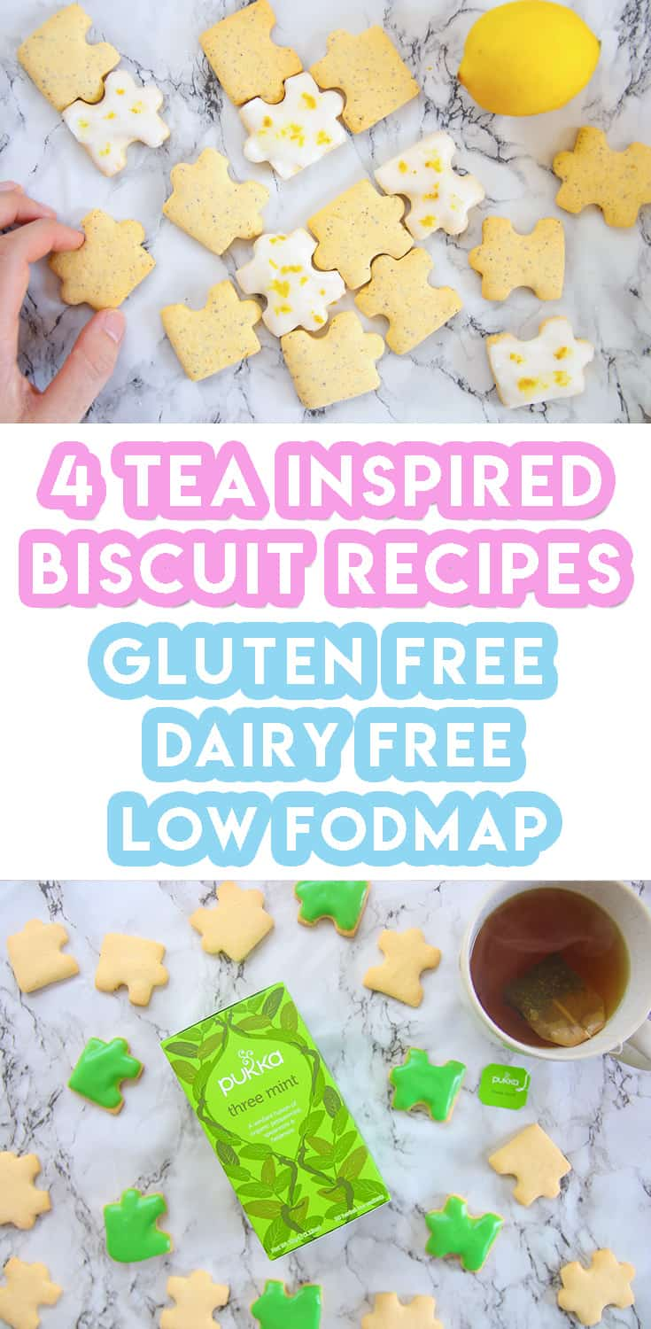 4 Pukka Tea inspired biscuit recipes for National Tea Day 2018