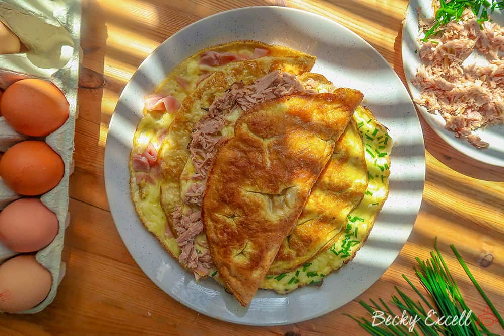 3 Omelette Recipes For Weekly Meal Prep Gluten Free Low Fodmap