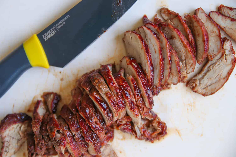 Gluten Free Char Siu Pork Recipe (low FODMAP, dairy free)