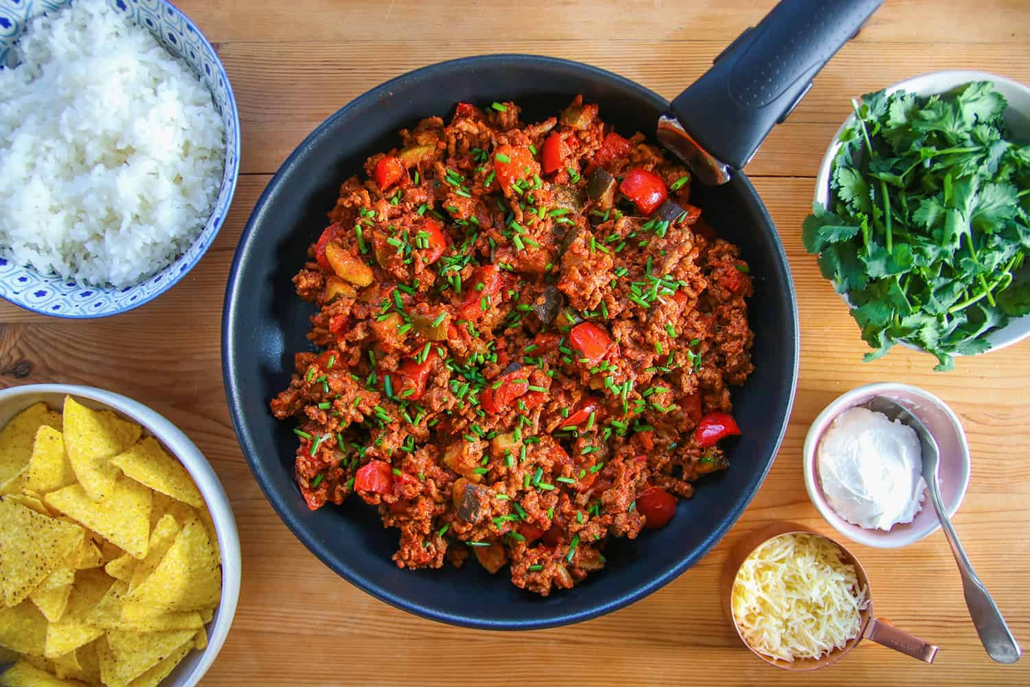 gluten free chilli con carne recipe dairy free low fodmap. Black Bedroom Furniture Sets. Home Design Ideas
