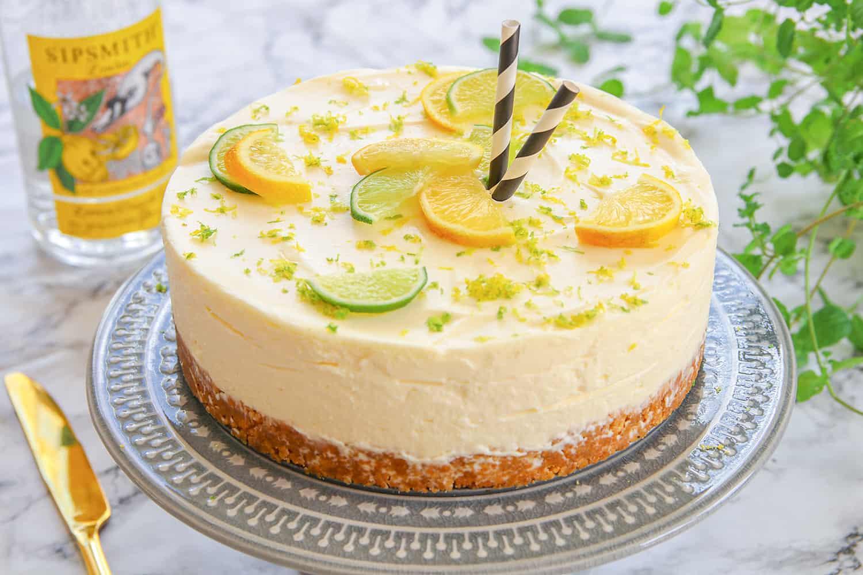 Rezultat iskanja slik za gin tonic cheesecake