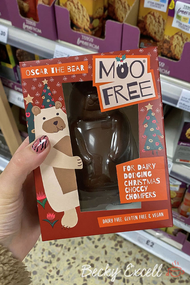 Tesco Gluten-free Christmas Range 2020