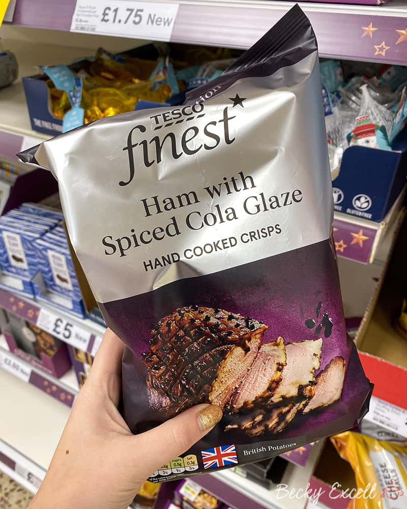 37 New Products In The Tesco Gluten Free Christmas Range 2019