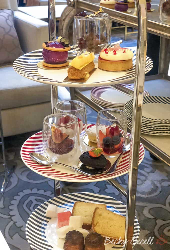 corinthia gluten free afternoon tea