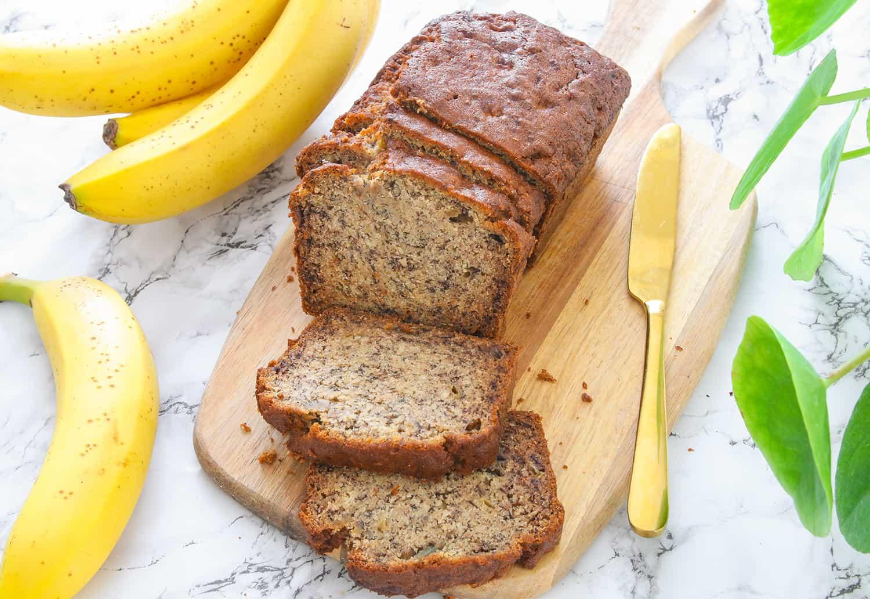 Banana bread recipe uk