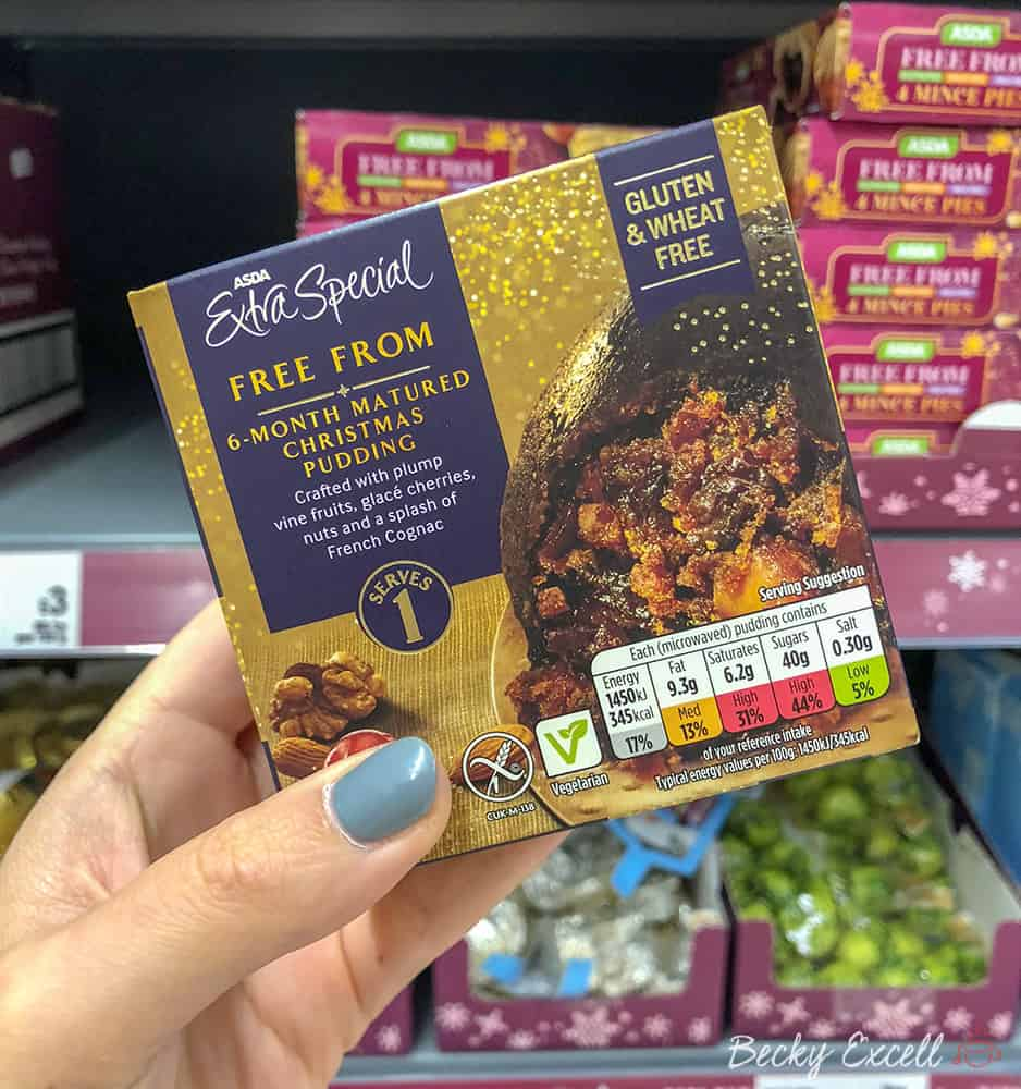 15 New Gluten Free Christmas Products You Need From Asda 2018