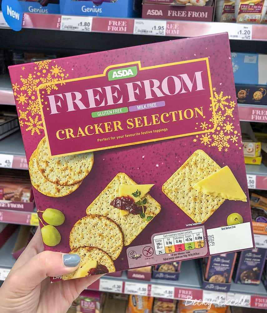 fe0e8b38afb 15 new gluten free Christmas products you need from Asda 2018