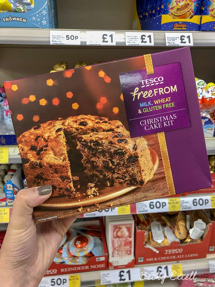 14 New Gluten Free Christmas Products You Need From Tesco 2018