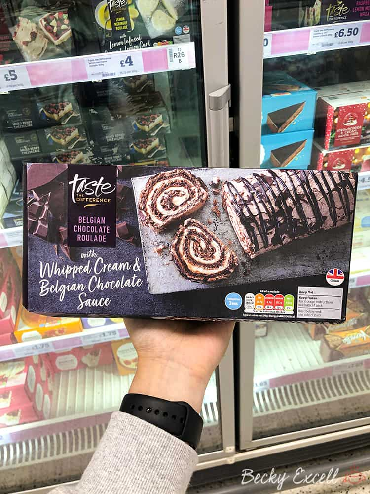 40 Supermarket Christmas Desserts You Didnt Know Were