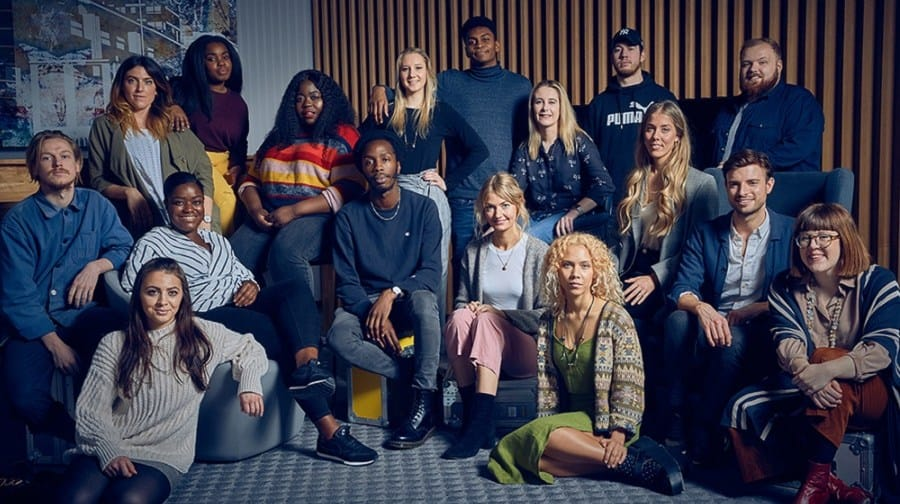 I was named of the 30 influencers under 30 in 2018 along with some amazingly talented people (like Benjamina from the Bake Off!) I'm sitting in the middle wondering if they chose me by mistake.