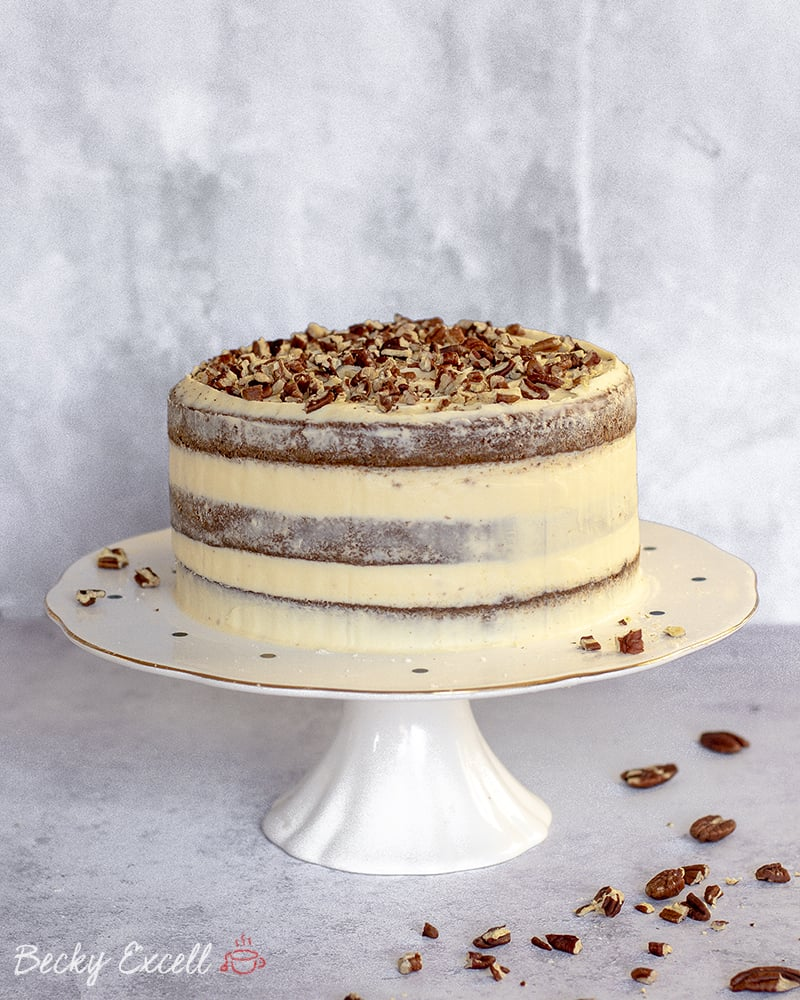 Wondrous Gluten Free Hummingbird Cake Recipe Dairy Free Personalised Birthday Cards Petedlily Jamesorg