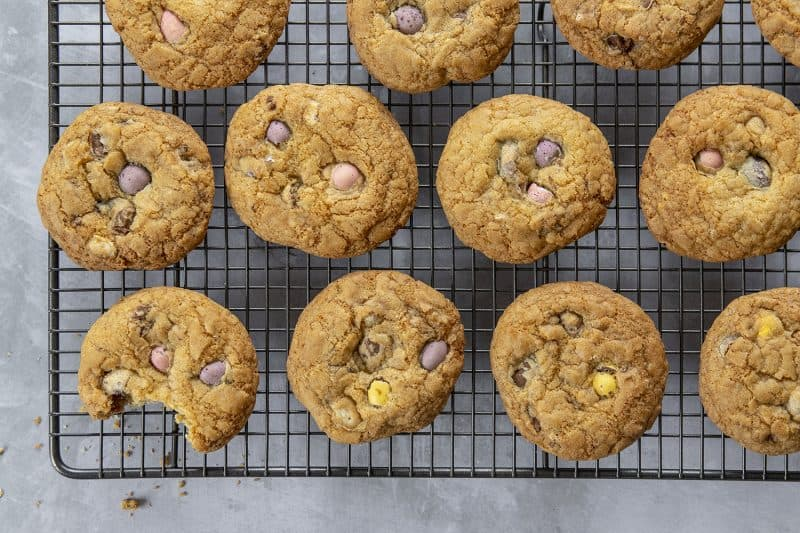 My 'Eggciting' Gluten Free Mini Egg Cookies Recipe for Easter