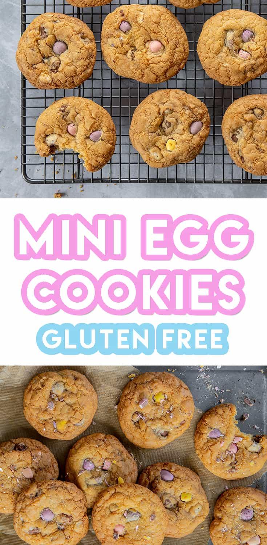Gluten Free Mini Egg Cookies Recipe