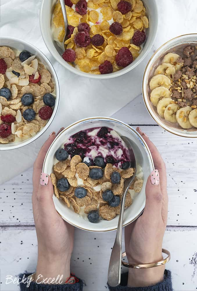 5 gluten free cereal hacks to make your morning even better