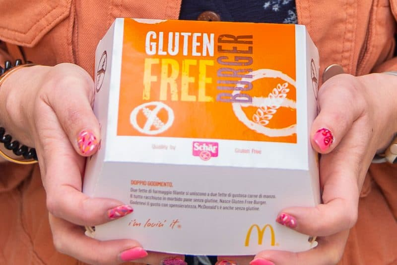 11 countries where gluten free McDonald's actually exists