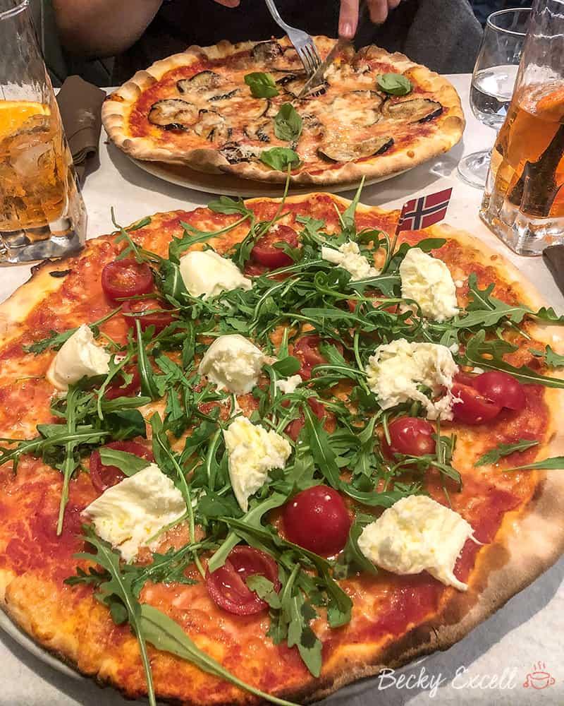 5 reasons I'd eat at Voglia di Pizza Gluten Free in Rome every day