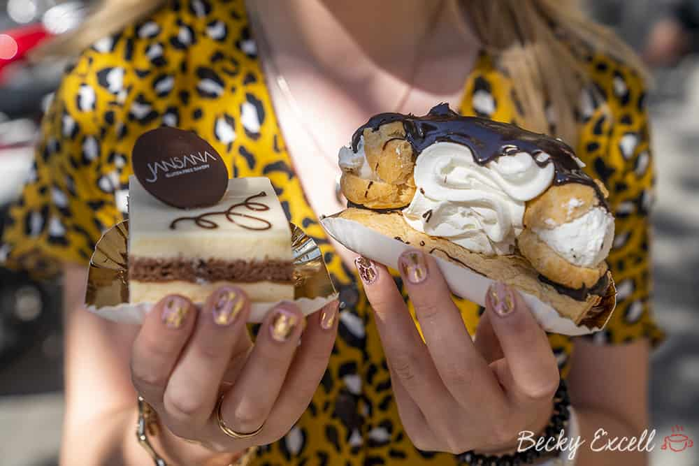 5 reasons you need to visit Jansana Gluten Free Bakery in Barcelona