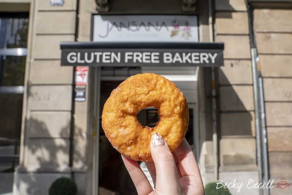 My ULTIMATE guide to gluten free in Barcelona - Jansana