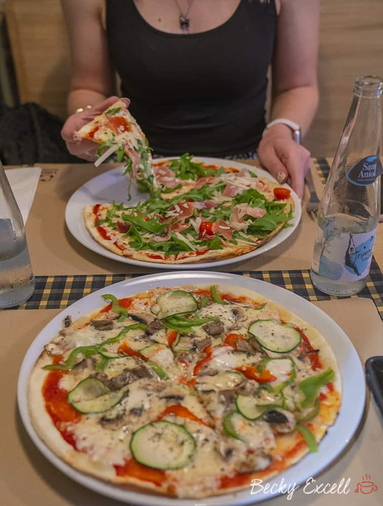 5 reasons you need to eat at Messie Pizza Sin Gluten in Barcelona