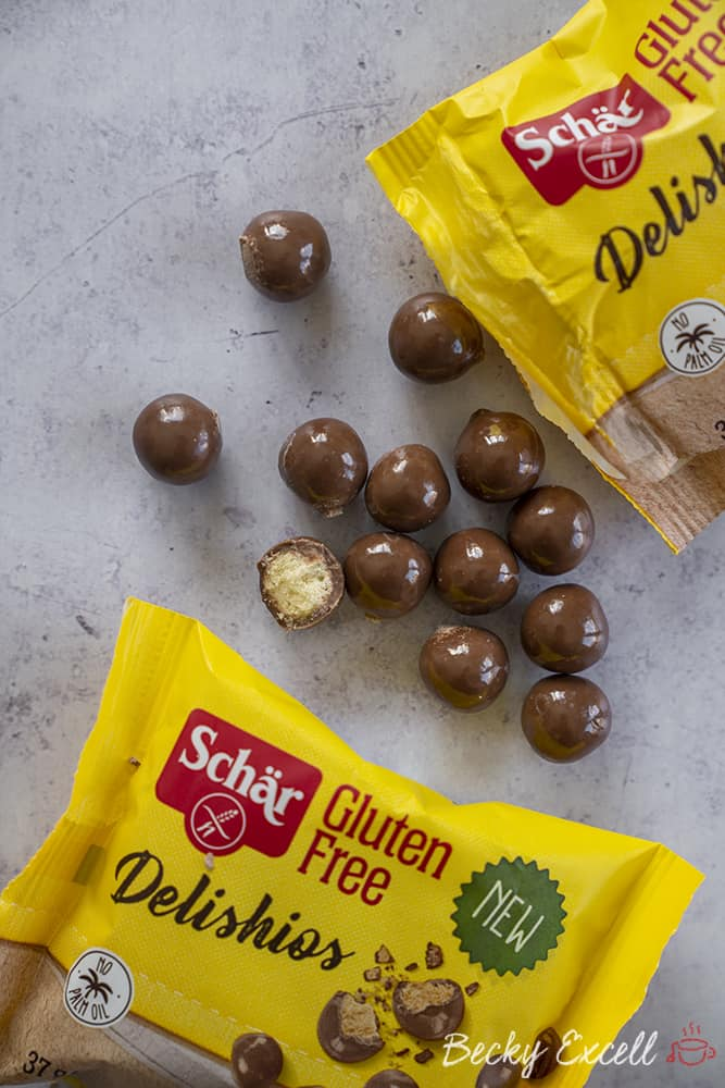 Two packs or one pack of gluten free Malteasers?