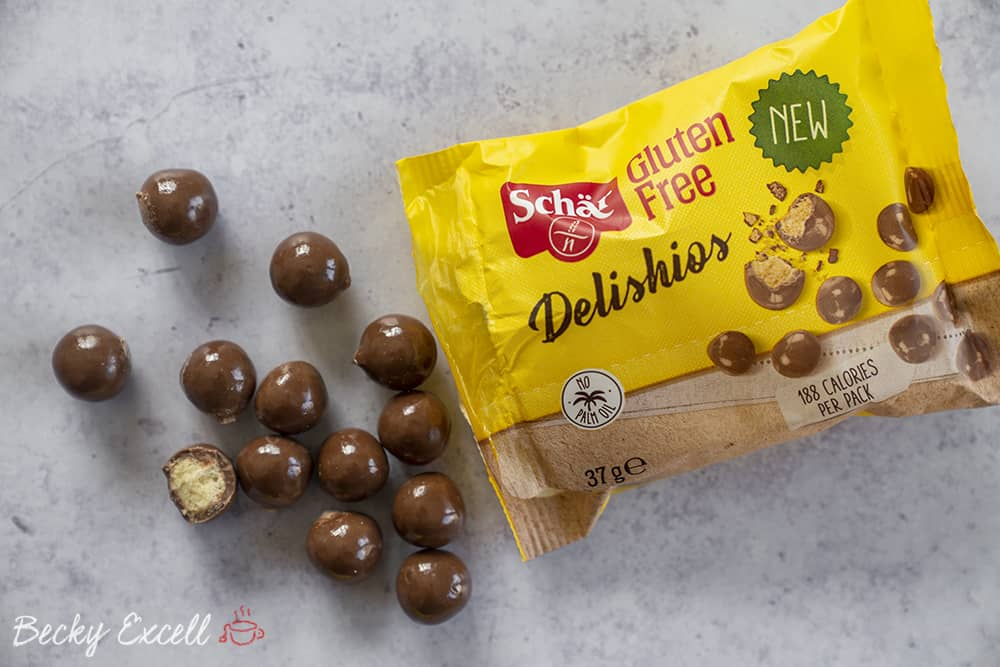 Are Schar's Delishios the perfect gluten free Malteaser we've all been waiting for?