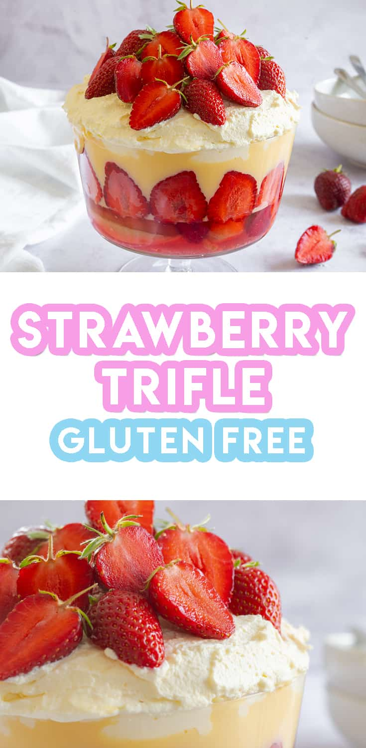 The Only Gluten Free Trifle Recipe You Ll Ever Need