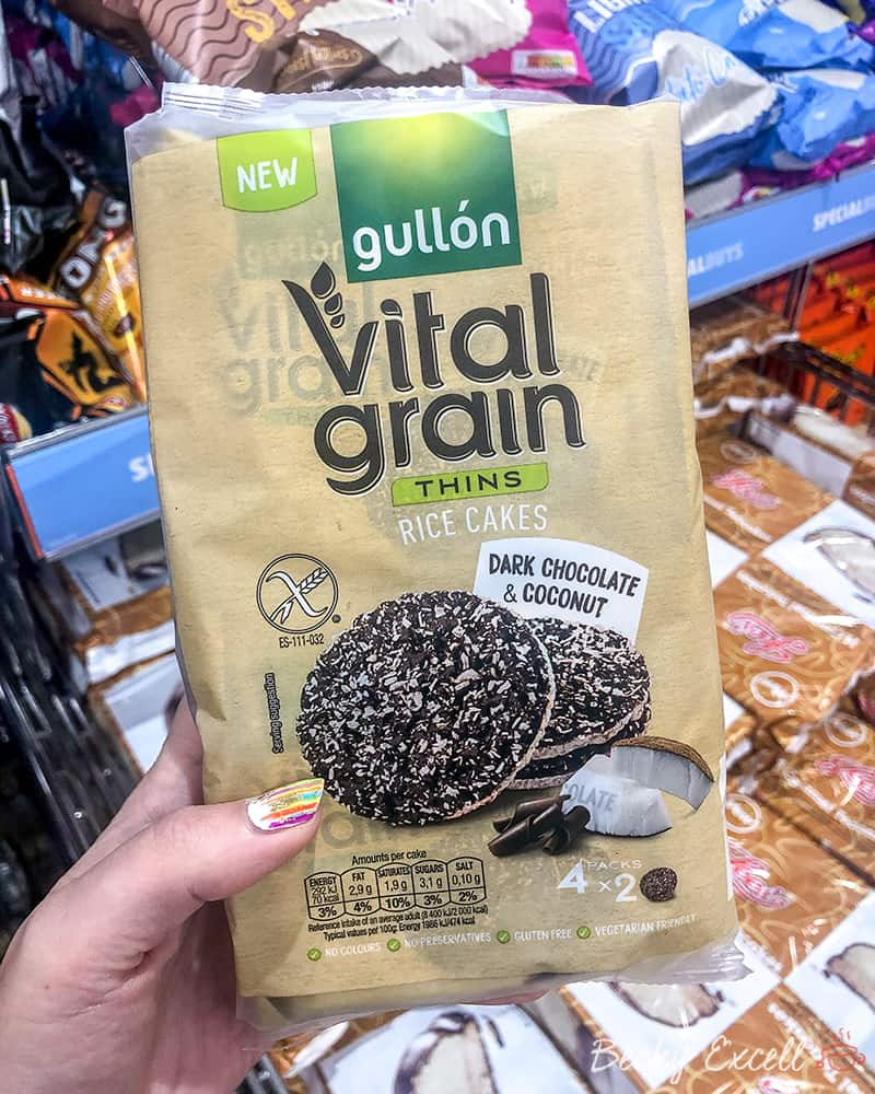 You NEED to check out Aldi's new gluten free range - it