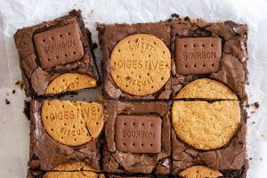 My Gluten Free 'Biscuit Jar' Brownies Recipe