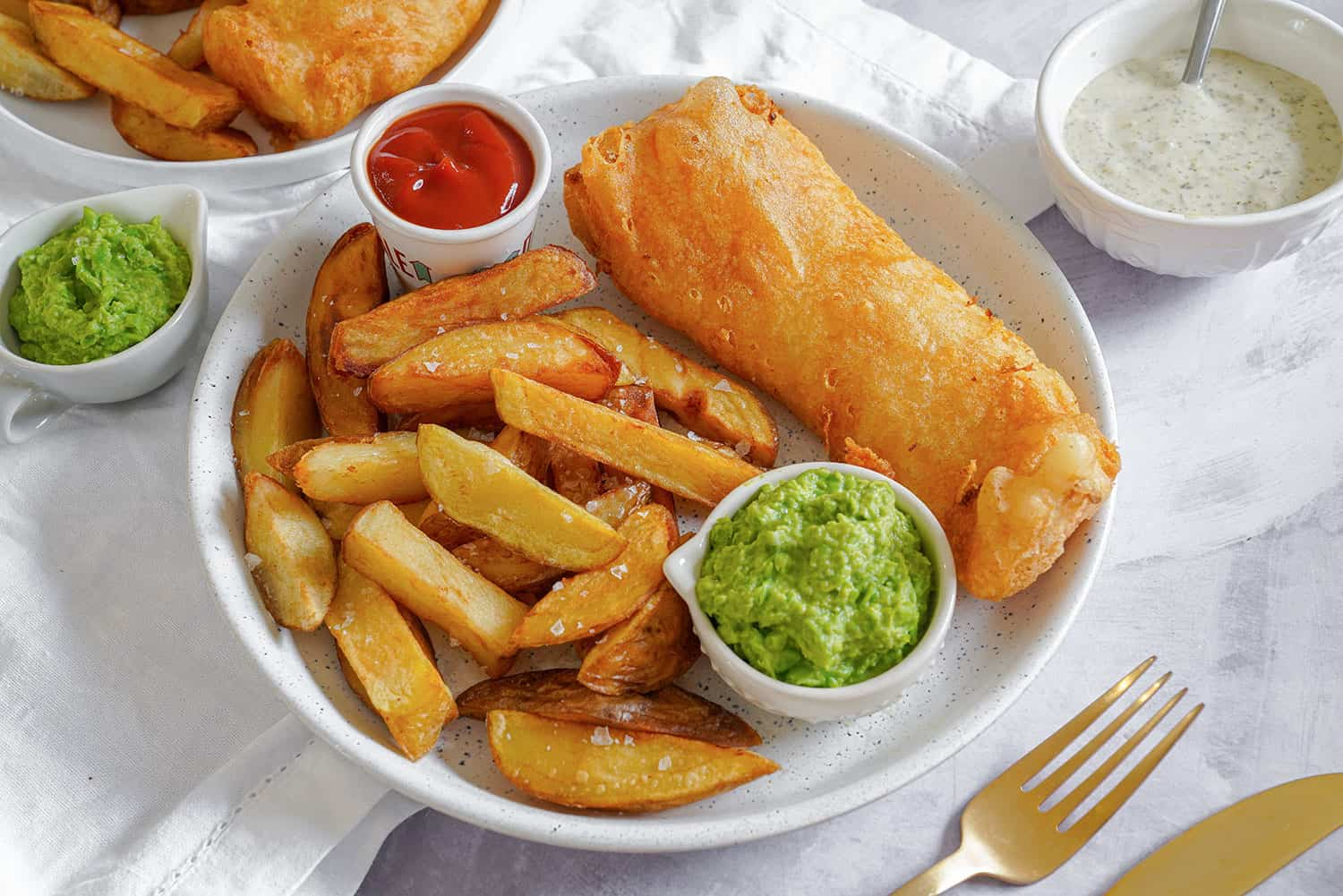 best gluten free fish and chips near me