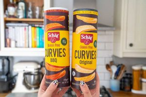 Gluten free 'Pringles' are coming! 5 things you need to know about Schar's New Curvies