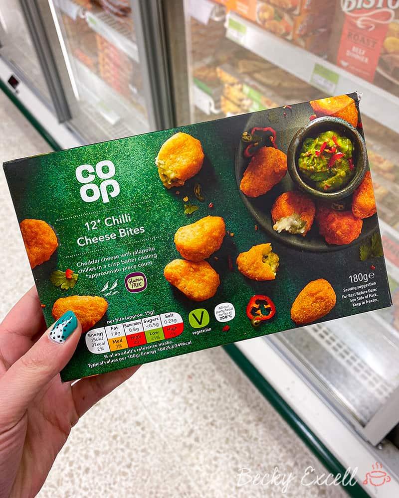 Co-op gluten-free Christmas range 2020