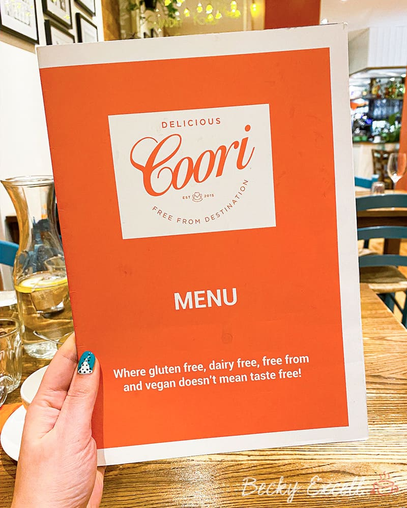 5 reasons every gluten free person needs to visit Coori in London