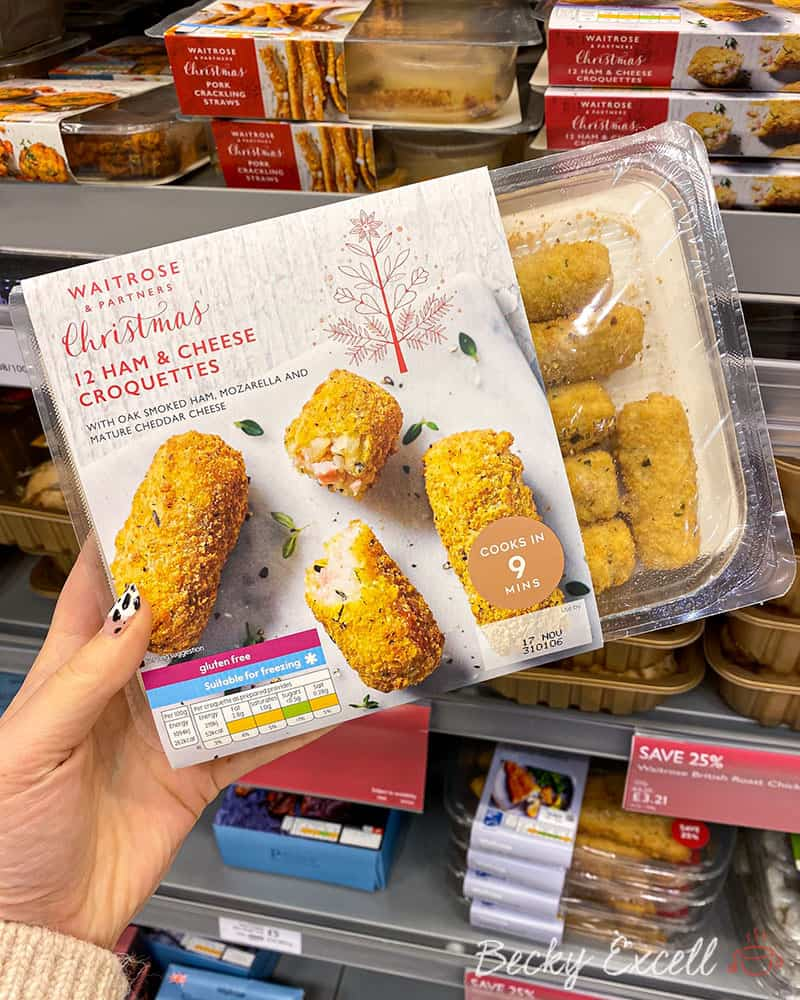 40 gluten free Christmas party food products you NEED to try 2019