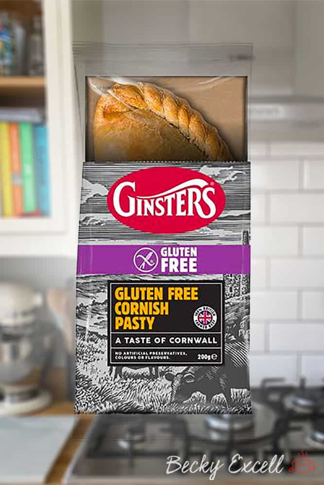 5 things you need to know about Ginsters Gluten Free Cornish Pasties