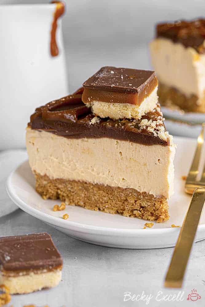 Gluten Free Millionaire's Cheesecake Recipe